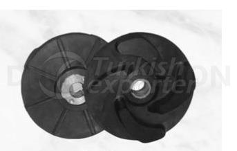 Screw Propeller with 4 Flaps