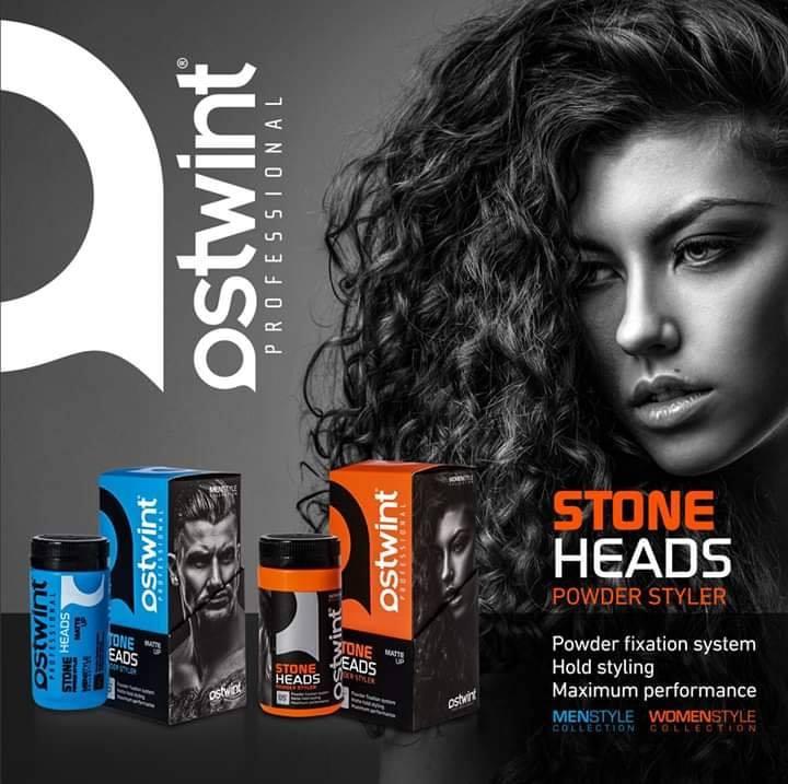 OSTWINT POWDER HAIR WAX SERIES