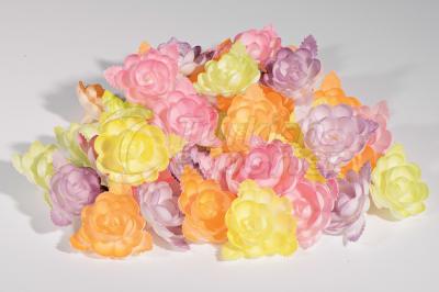 Wafer Rose Lux