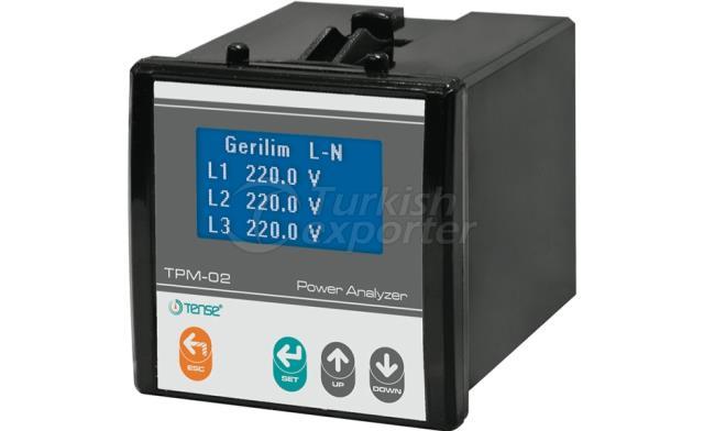 Energy Analyzers TPM-02