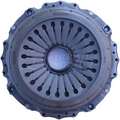 Daf Pressure Plate XF 105 - CF 85