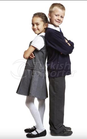 Vêtements d'école