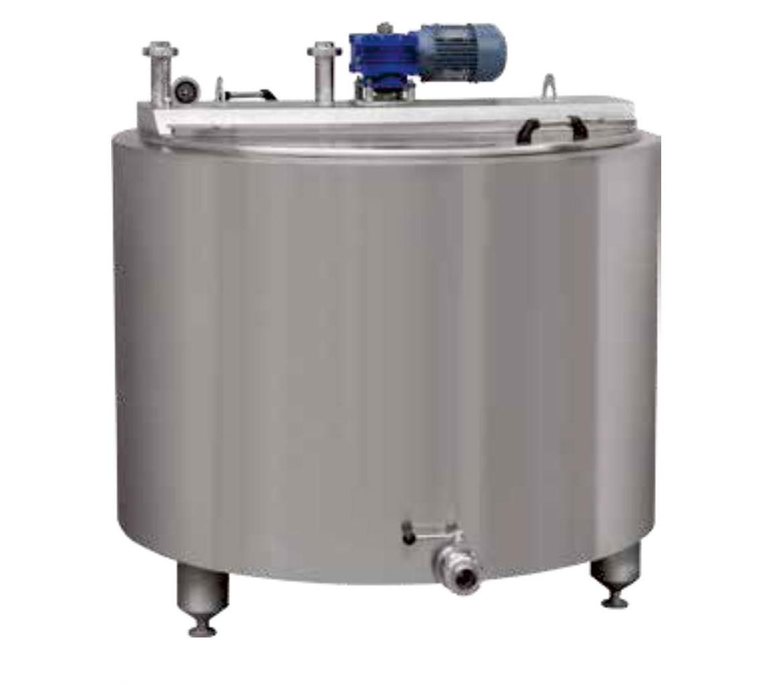 Milk Steaming Tank