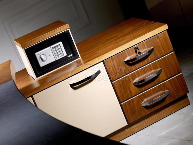 Diva Wooden Office Furniture