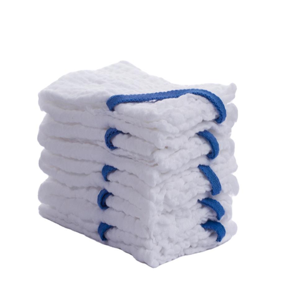 18x18 45x45 Absorbent Gauze Detectable Prewashed Sterile Laparotomy Lap Sponge