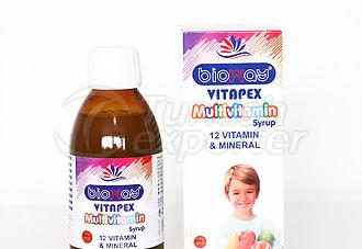 Vitapex Multivitamin Syrup