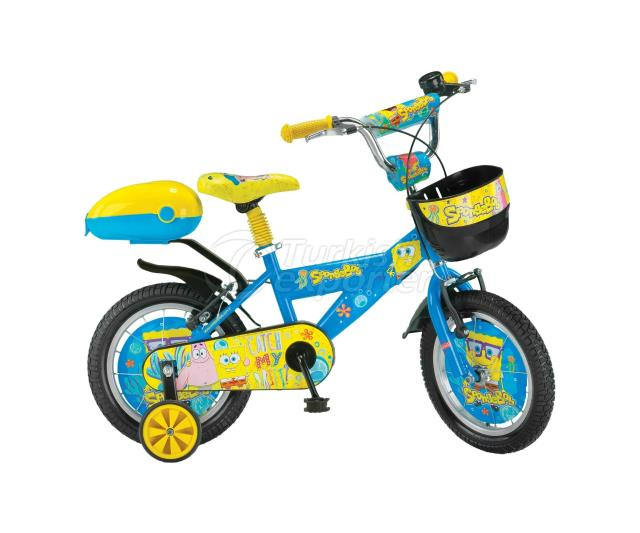 Bikes 1470 SPONGE BOB
