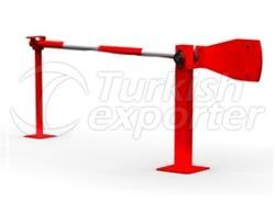 Mechanical Arm Barriers