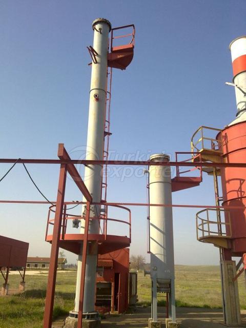 Systèmes de récupération d'huile usée