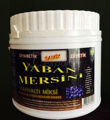 Diabetic Cranberry Mixes