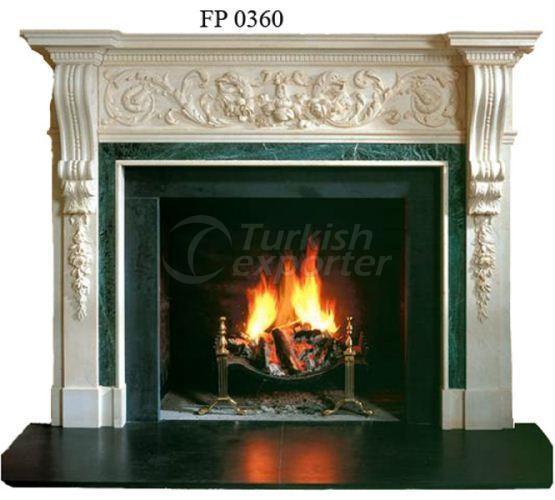 Fireplace FP 0360
