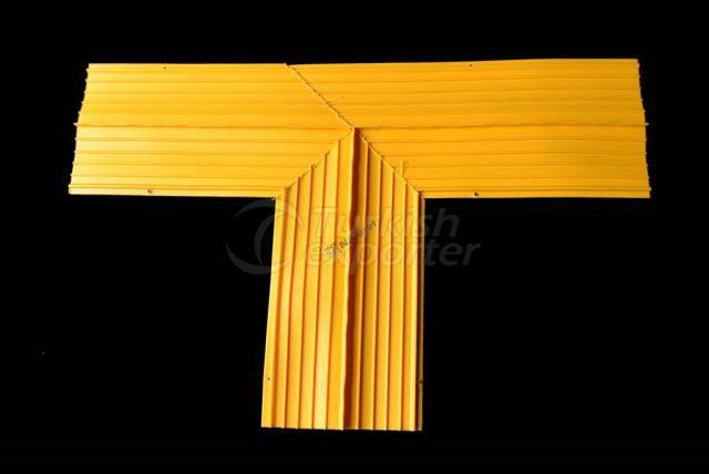 Bandas de PVC Waterstop