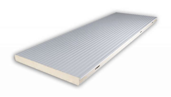 Ribbed Sandwich Panel