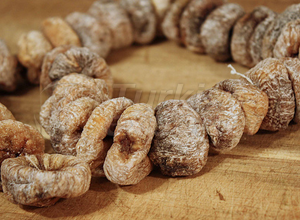 Tied Dried Figs