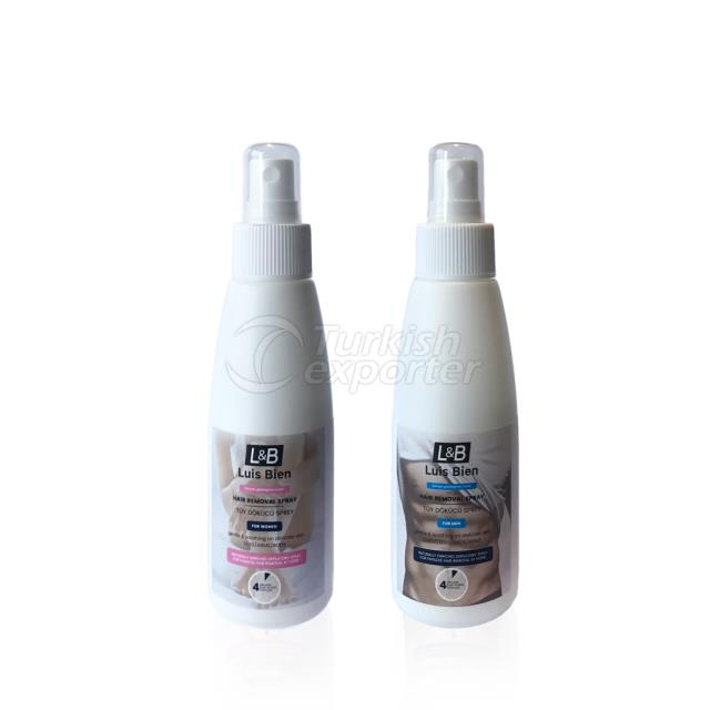Hair Removal Spray for Women