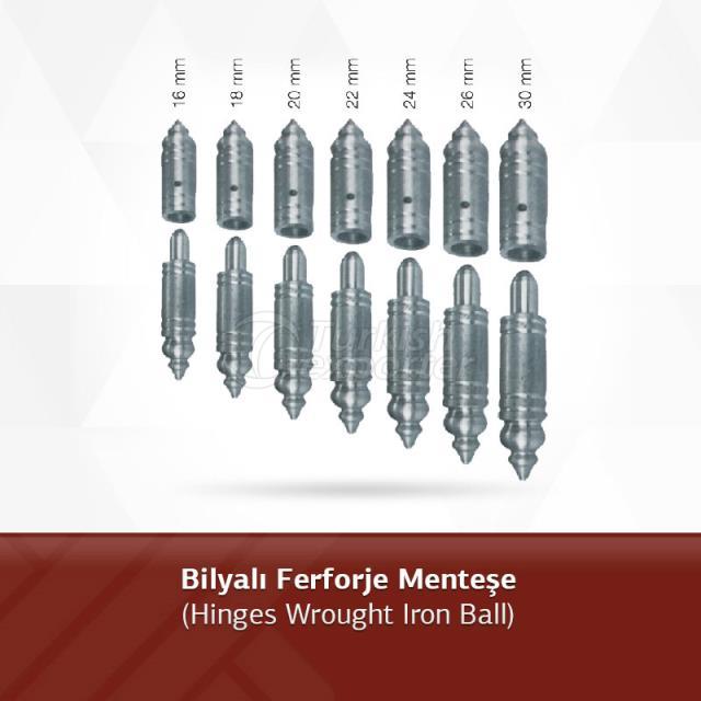 Ball-Iron Hinges