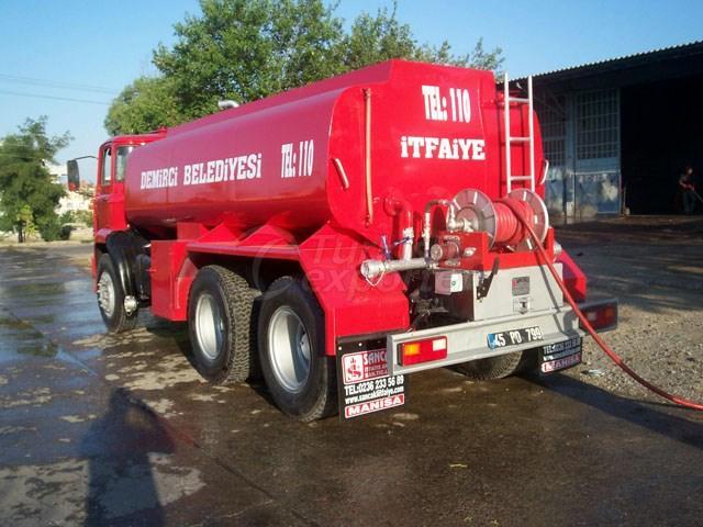 Water Tanker Trucks