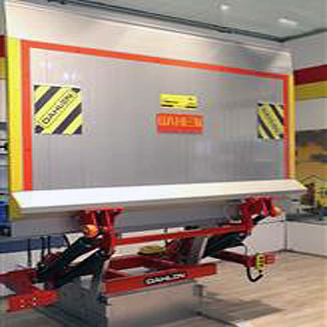 Tail gate lift 750-1000-1500-2000-2500 kg capacity