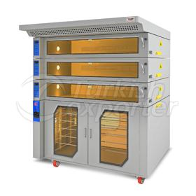 Electricial Deck Floury Product and Pastry Oven