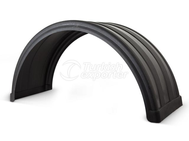 45x194 Single Tyre Mudgard