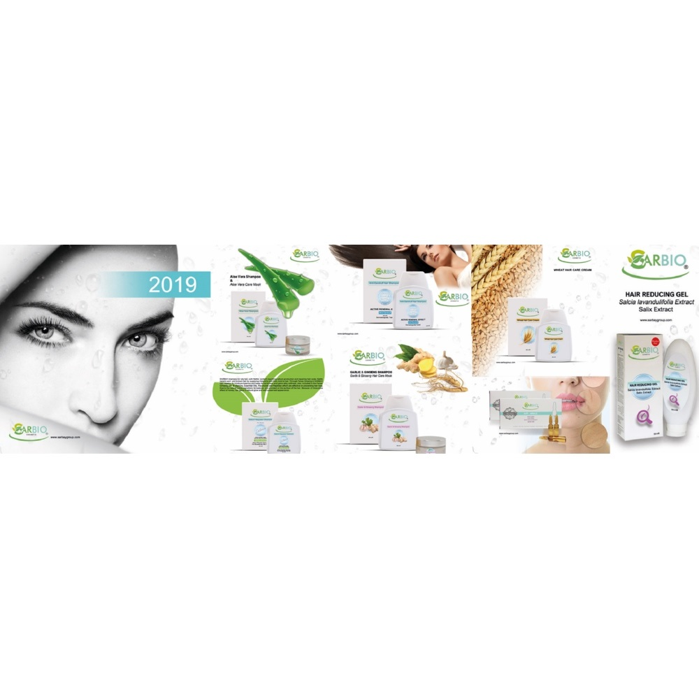 Sarbo Beauty Products
