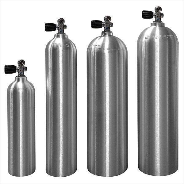 Aluminum Diving Cylinders