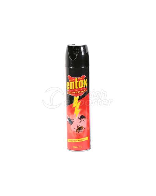 Fly Spray 400 Ml - Red - Entox - New Design
