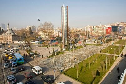 Besiktas Square Landscaping Project