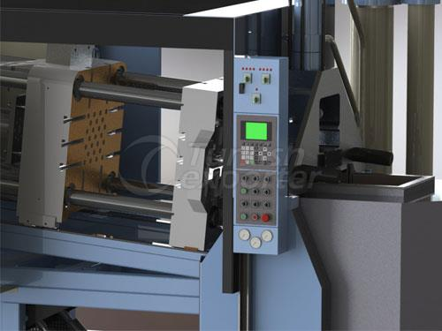 Hot Cabin Metal Injection UPH250E