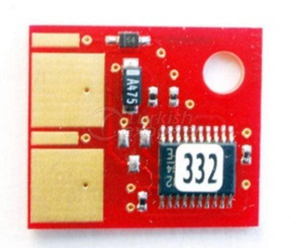Toner Chip Lexmark chp230
