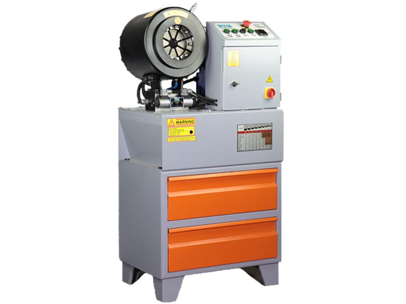 Hose Press Machine