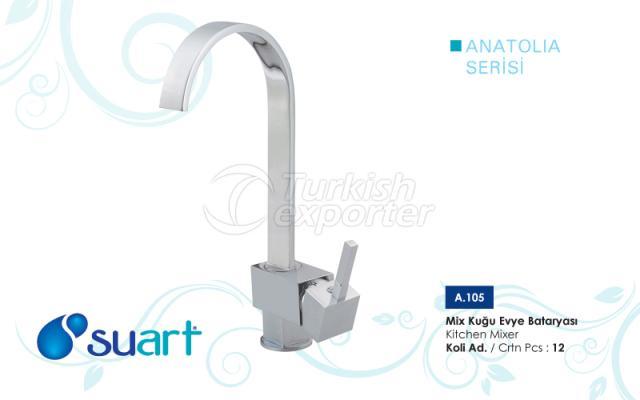 Kitchen Faucet A105 Anatolia