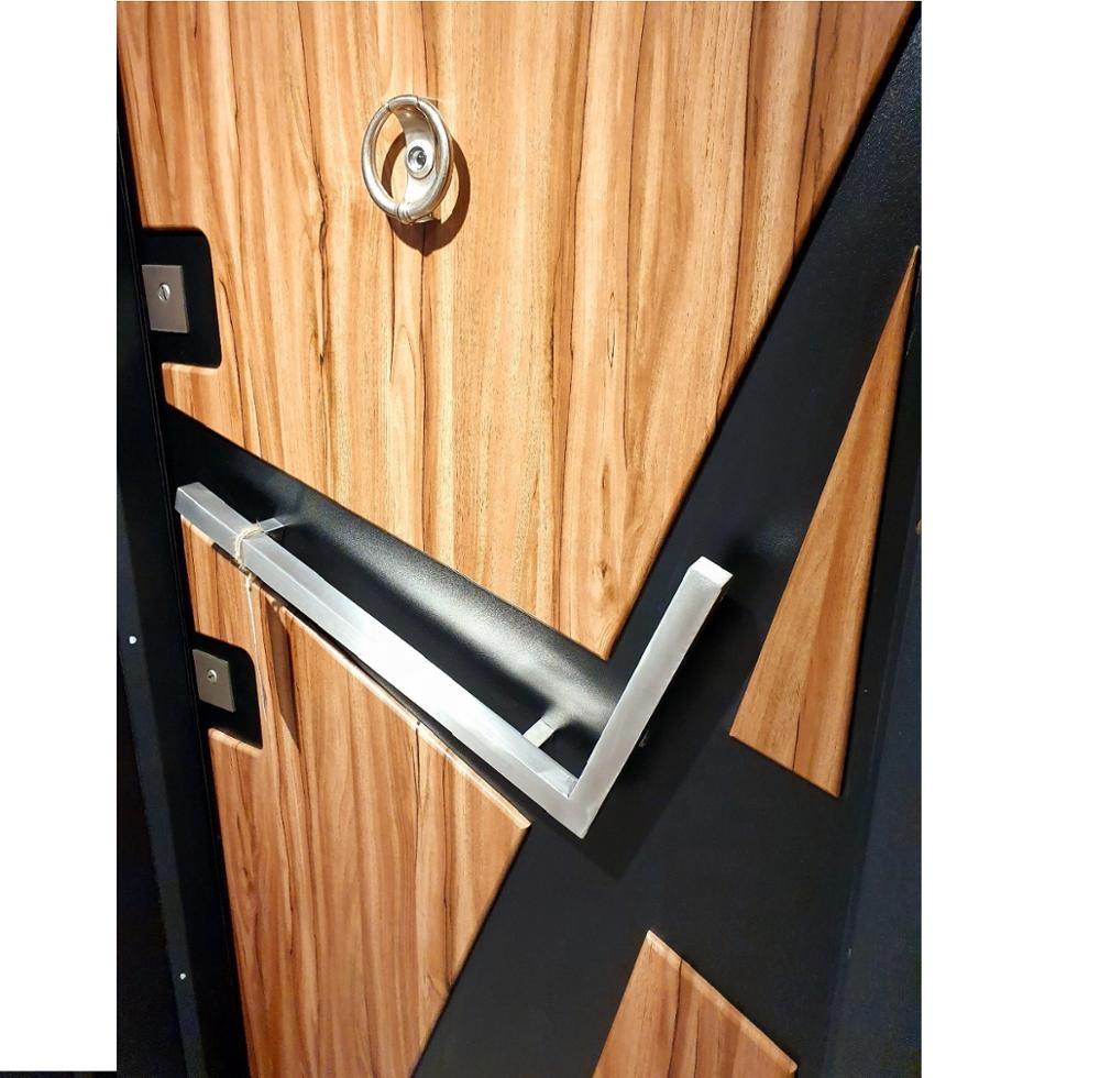 Cheap Exterior Steel Door-Best Quality Security Door