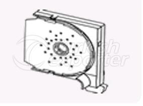Monoblok Panjur Sistemleri Küçük Orta Kapak Seti KSKO000
