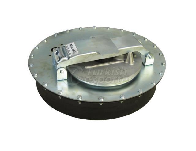 UTE 10002 20 24 Delikli Çelik Manşon