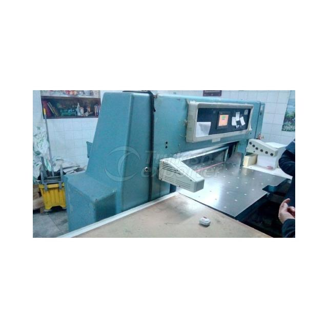 Wohlenberg Paper Cutting Machine