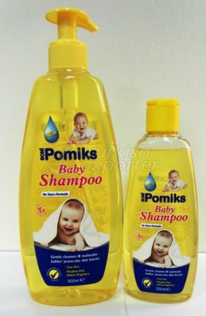 Pomiks Baby Shampoo
