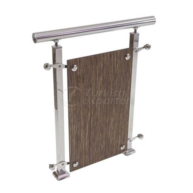 Balcony Railing - 10 BK SP 01