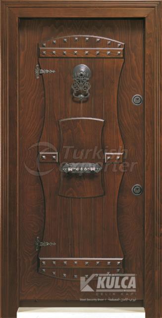 Z-9037 (Эксклюзивная стальная дверь)