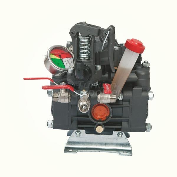 30 Liter 2 Membranes Pumps Models MTS-230B