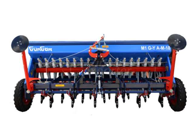 Cultivator Leg Drills