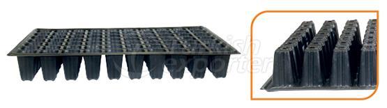 70-Eyed Deep Seedling Tray