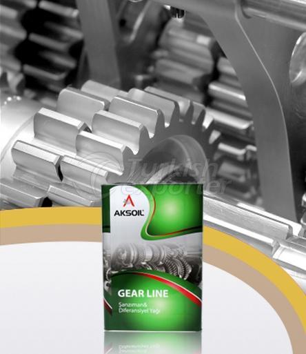 AKSOIL GEAR LINE 80 EP ULTRA GL-5