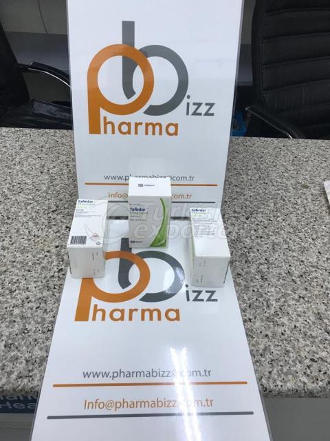 Tafinlar 75 mg cápsulas
