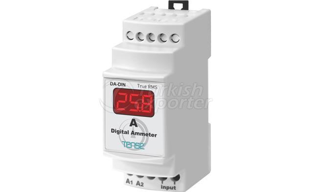 Digital Measuring Instruments DA-DIN