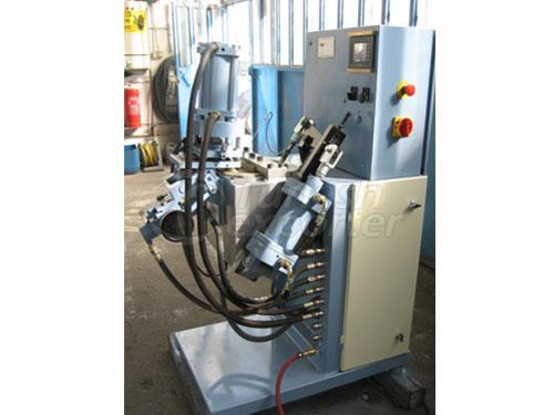 Pneumatic Metal Injection Molding Machine