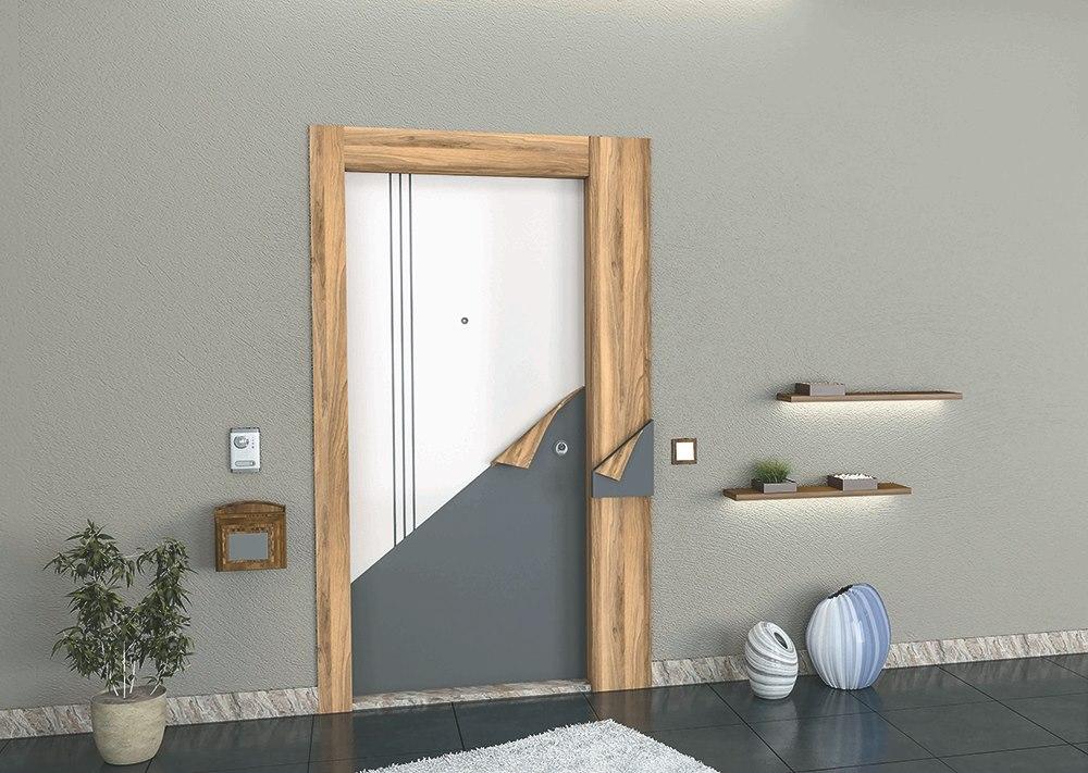 Steel Door Special Leaf
