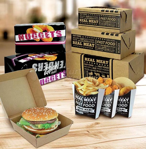 SANDWICH & CHICKEN BOXES