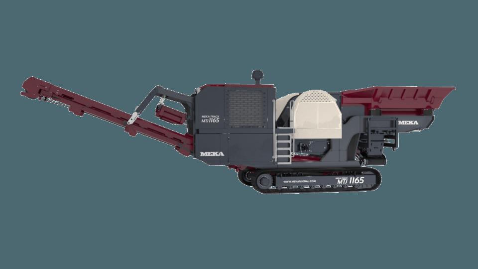Truck Mounted Crusher