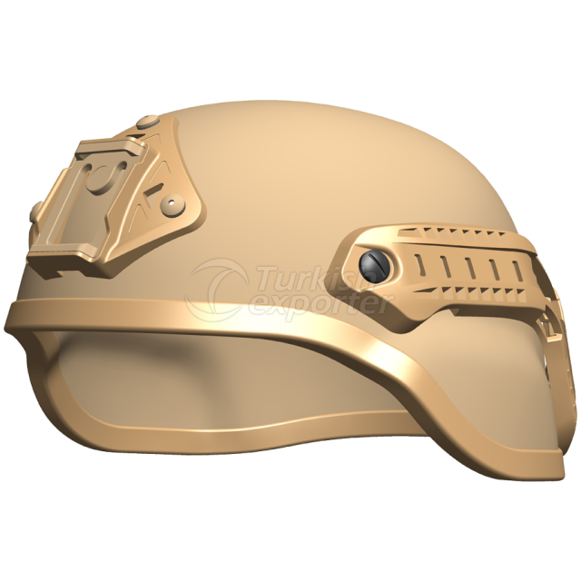 Ballistic Protective Helmets MICH